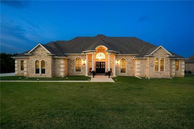 Denton Single Family Home For Sale: 8025 Stallion Street