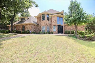 Colleyville Single Family Home For Sale: 1309 Plantation Drive N