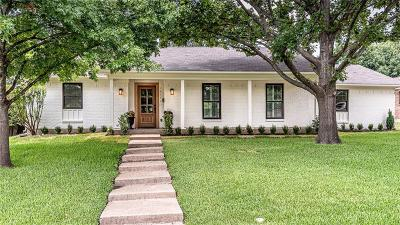 Farmers Branch Single Family Home For Sale: 14151 Rawhide Parkway