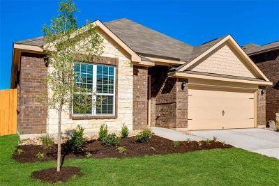 Denton Single Family Home For Sale: 5500 Zara Drive