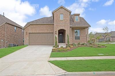 Little Elm Single Family Home For Sale: 717 Parkland Drive
