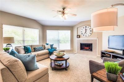 Denton County Single Family Home For Sale: 10220 Nantucket Drive