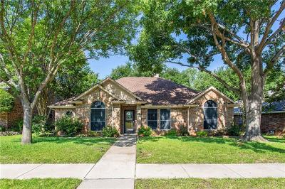 Lewisville Single Family Home For Sale: 1920 Hidden Trail Drive