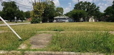 Tarrant County Residential Lots & Land For Sale: 1001 E Leuda Street