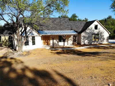 Sherman Single Family Home For Sale: 209 Ridgeview Road