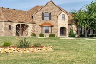 Krum Single Family Home For Sale: 2193 S Branch Road