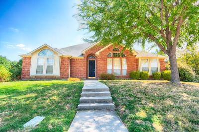 Carrollton Single Family Home For Sale: 2300 Creekview