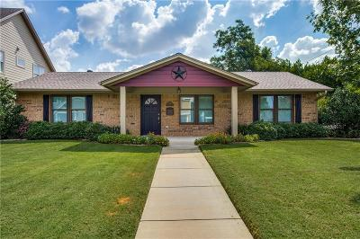 Grapevine Single Family Home For Sale: 235 Austin Street