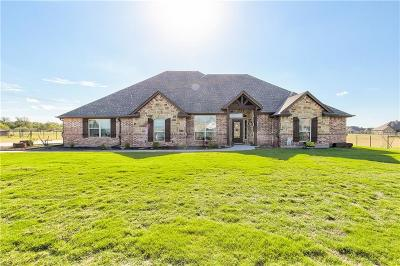 Parker County Single Family Home For Sale: 326 Steppes Court