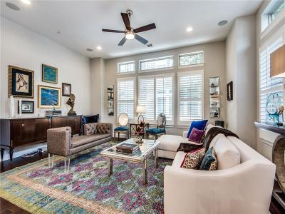 Dallas Townhouse For Sale: 5980 Evening Star Place