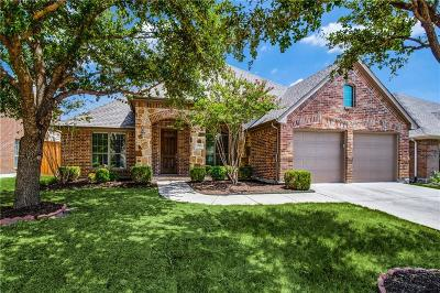 Little Elm Single Family Home Active Option Contract: 2457 Marble Canyon Drive