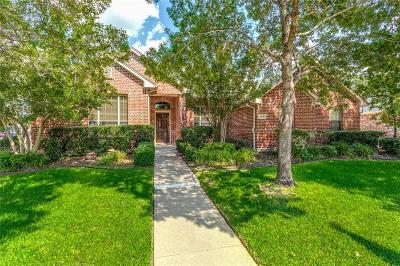 North Richland Hills Single Family Home Active Option Contract: 6908 Brazos Bend Drive