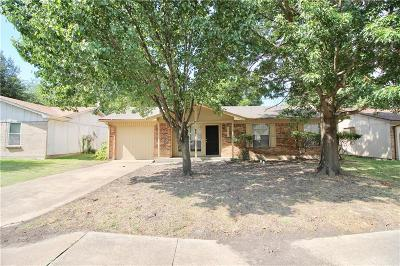 Rowlett Single Family Home For Sale: 3101 Sandra Lane