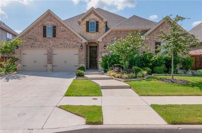 Fort Worth Single Family Home For Sale: 9717 Drovers View Trail