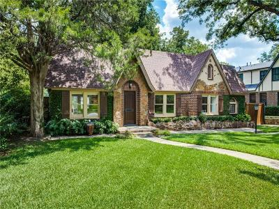 Dallas County Single Family Home For Sale: 616 Newell Avenue