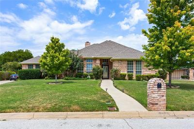 Fort Worth Single Family Home For Sale: 3712 Snow Creek Drive