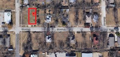 Tarrant County Residential Lots & Land For Sale: 1005 E Leuda Street