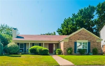 Garland Single Family Home For Sale: 1038 Pyramid Drive
