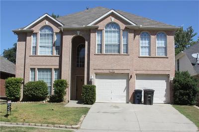 Fort Worth Single Family Home For Sale: 4737 Parkmount Drive