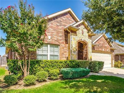 Fort Worth Single Family Home For Sale: 2613 Flowing Springs Drive