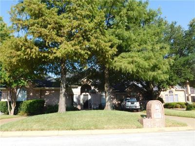 Arlington Single Family Home For Sale: 5403 Hunter Park Court