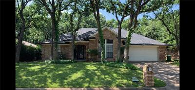 Arlington Single Family Home For Sale: 5116 Overridge Drive