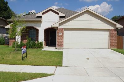 Fort Worth Single Family Home For Sale: 2828 Pacifico Way
