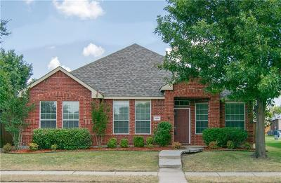 Allen Single Family Home For Sale: 1549 Sandstone Drive