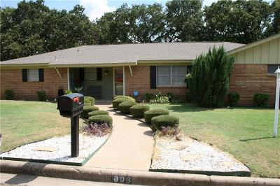 Palo Pinto County Single Family Home For Sale: 606 SE 22nd Street