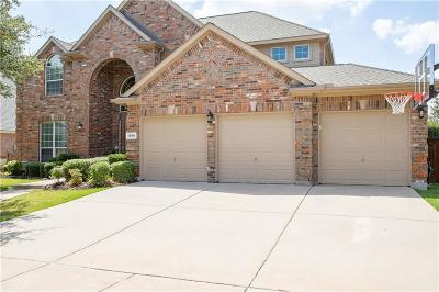 McKinney Single Family Home Active Option Contract: 1400 Pecan Valley Drive