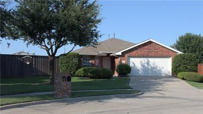 Frisco Single Family Home For Sale: 4198 Nobleman Drive