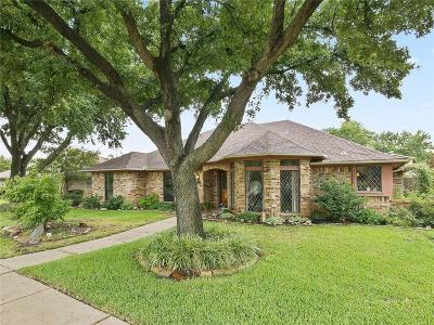 Lewisville Single Family Home For Sale: 1614 Parkside Trail