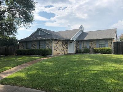 Dallas Single Family Home For Sale: 2705 Todville Place