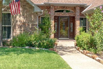 Trophy Club TX Single Family Home Active Option Contract: $415,000