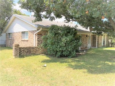 Mesquite Single Family Home For Sale: 1409 Mount Vernon Drive