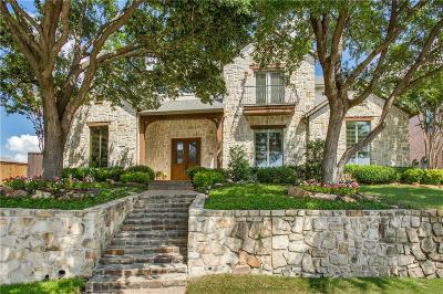 Denton County Single Family Home For Sale: 6612 Village Springs Drive
