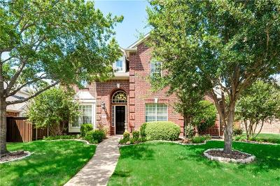 Frisco Single Family Home For Sale: 1664 Sagebrush Drive