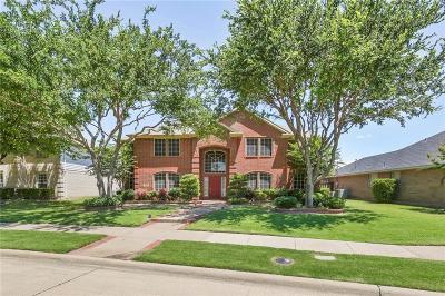 Collin County Single Family Home For Sale: 10410 Asheboro Street