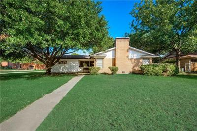 Fort Worth Single Family Home For Sale: 5601 Wales Avenue