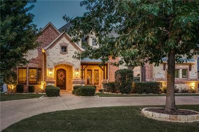Denton County Single Family Home For Sale: 3337 Clubview Drive