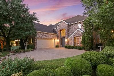 Dallas Single Family Home For Sale: 1203 Waterside Circle