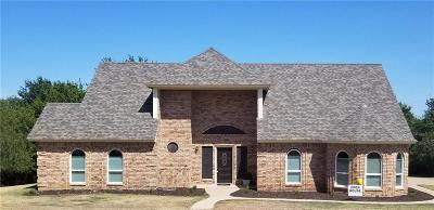 Hudson Oaks Single Family Home For Sale: 253 Diamond Oaks Drive