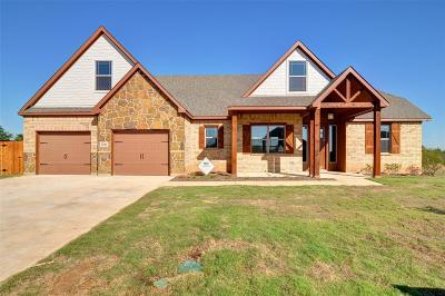 Cleburne Single Family Home For Sale: 1511 Bent Creek