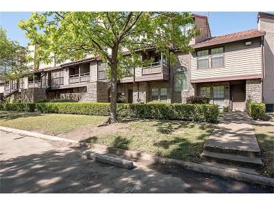 Dallas Condo For Sale: 5757 E University Boulevard #22W