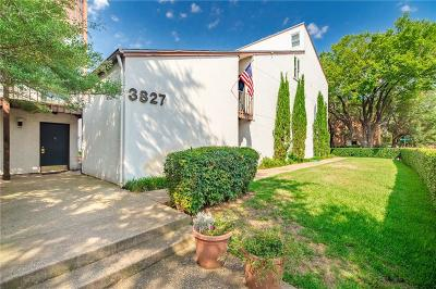 Dallas Condo For Sale: 3827 Gilbert Avenue #210