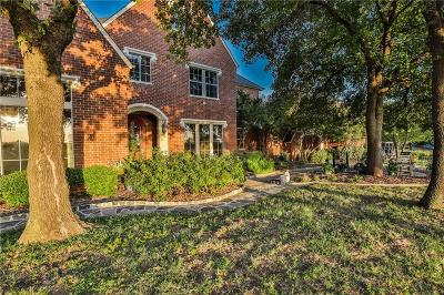 Denton County Single Family Home For Sale: 3012 Canyon Bluff Court