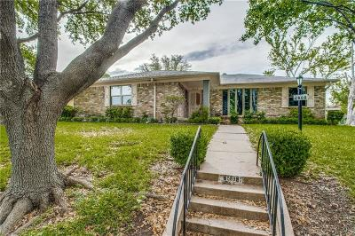 Dallas Single Family Home For Sale: 4808 Ashbrook Road