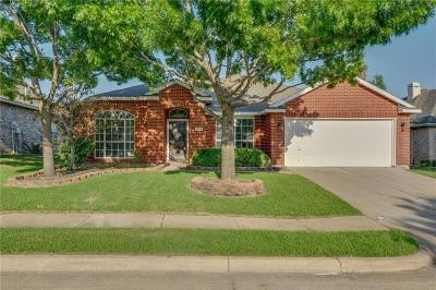Flower Mound Single Family Home For Sale: 5204 Timberland Parkway