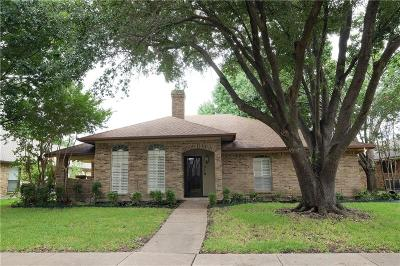 Garland Single Family Home For Sale: 318 Faircrest Drive