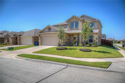 Forney Single Family Home For Sale: 2218 Tombstone Road